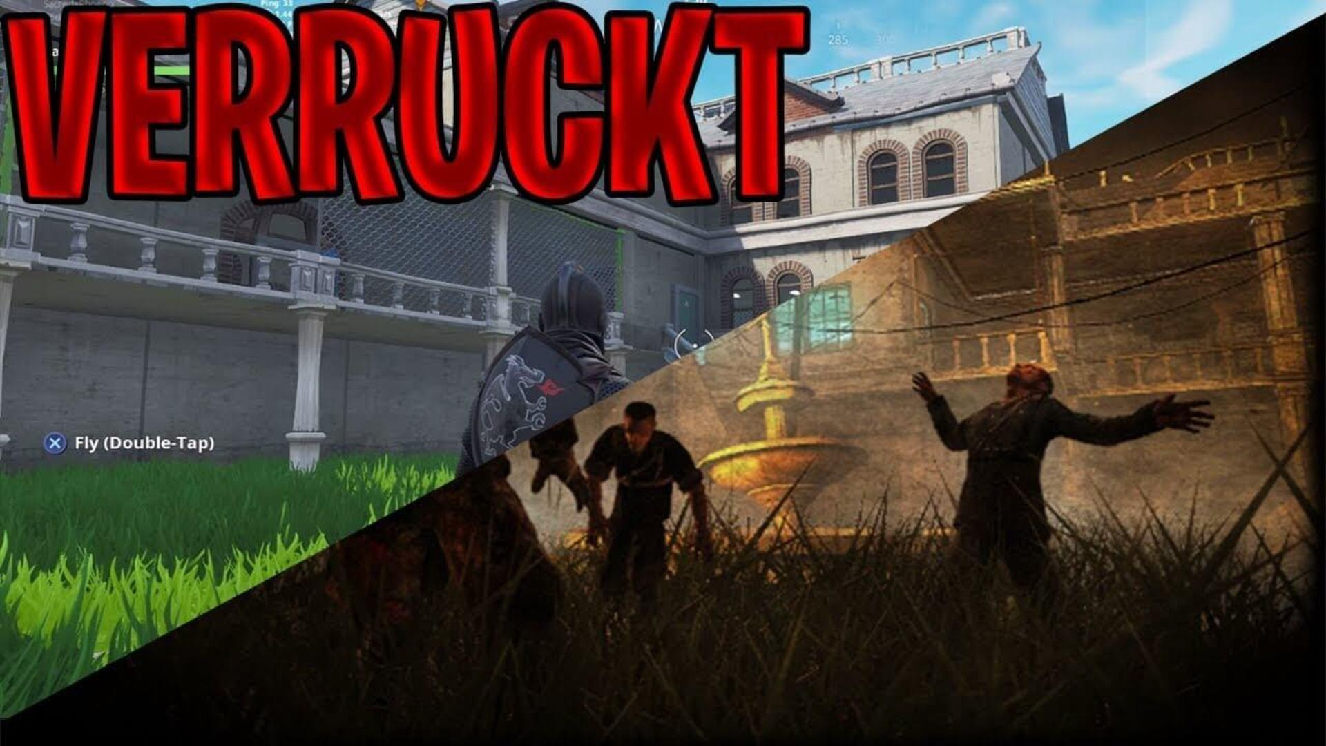 Fortnite Creative Verruckt Remake Call Of Duty Zombies By