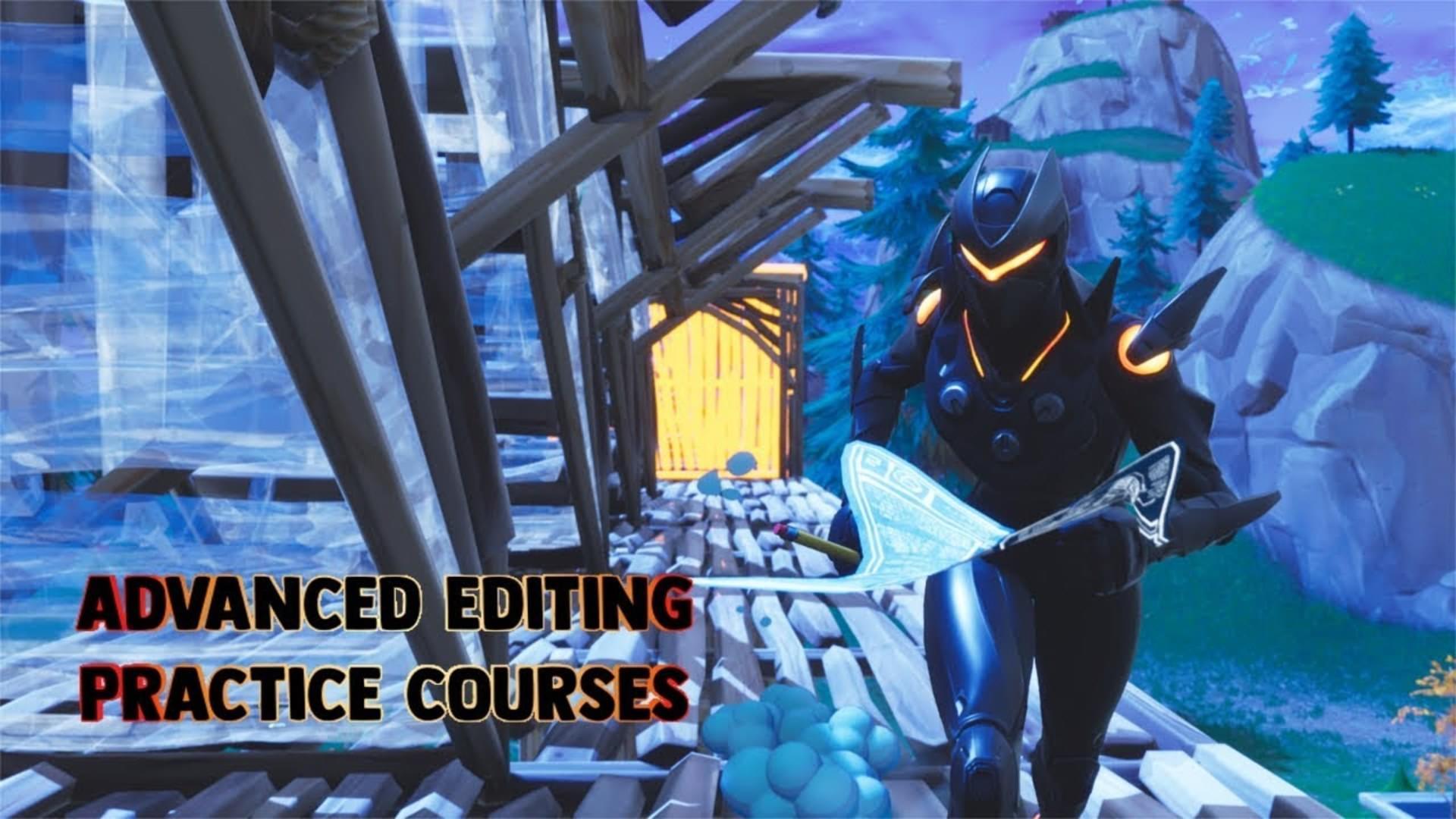 1v1 Edit Course Fortnite