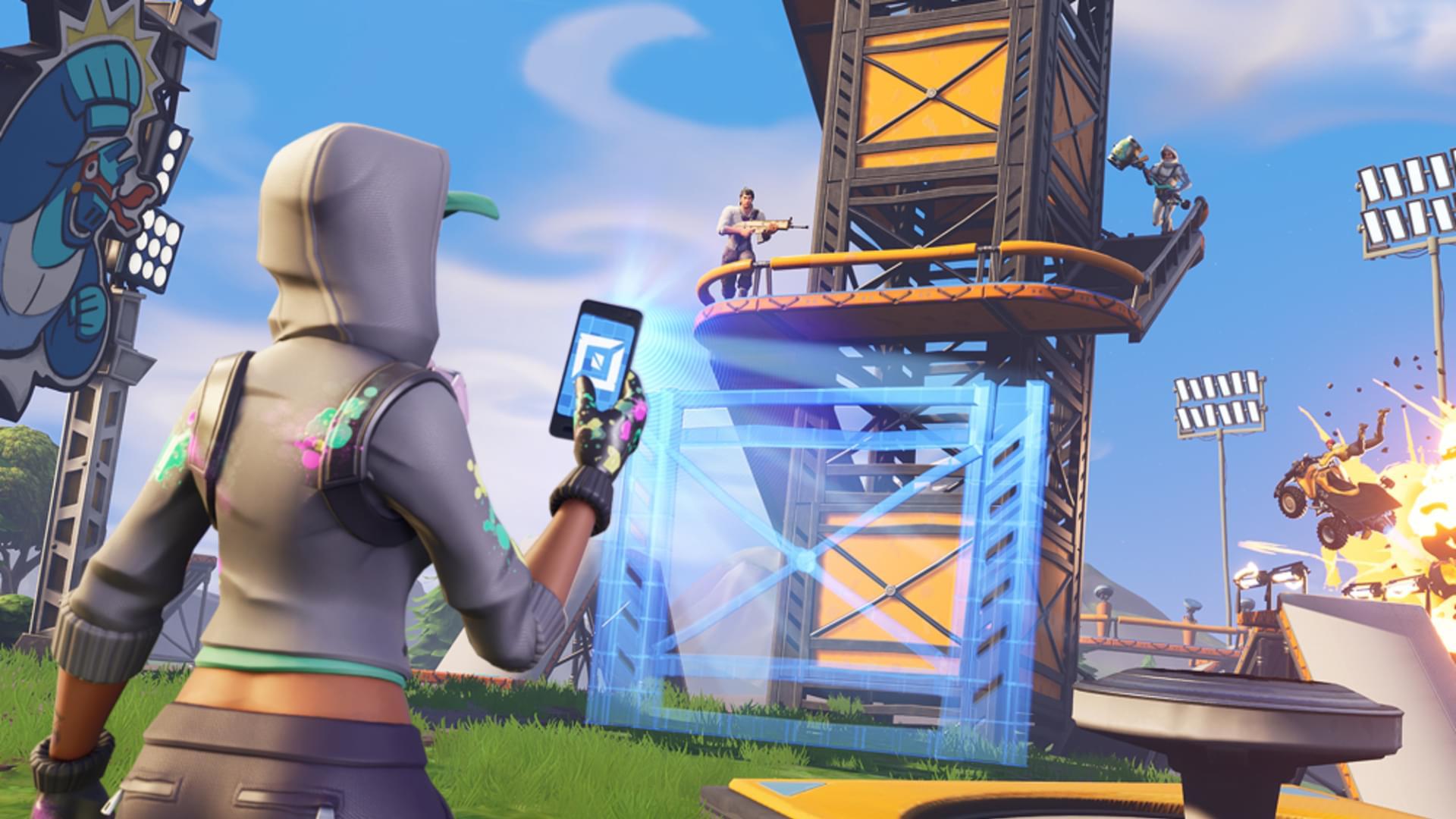 escape the farm fortnite - farm fortnite